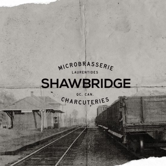 Image de marque Microbrasserie Shawbridge