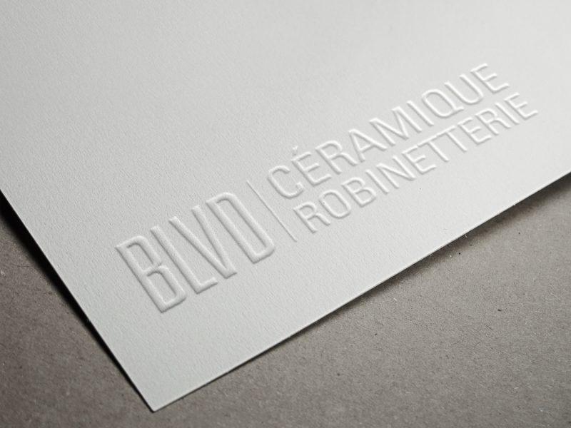 Logo BLVD Céramique