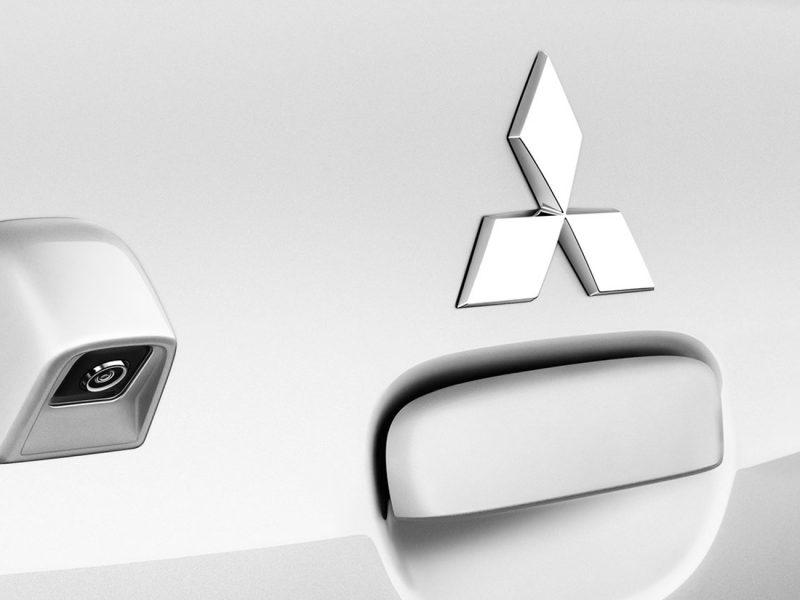 Portfolio TRIDAL logo Mitsubishi