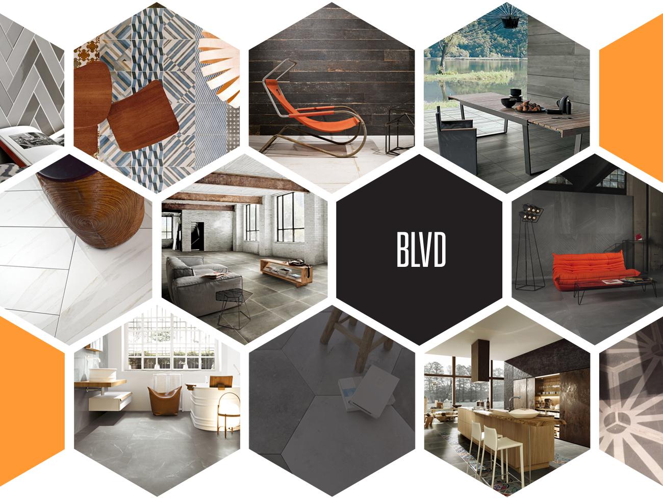 TRIDAL Communication portfolio BLVD Céramique